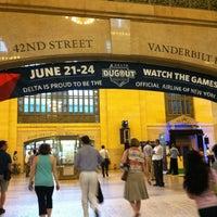 Photo taken at Vanderbilt Hall by Ray G. on 6/22/2012