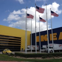 Photo taken at IKEA Houston by Chittima K. on 9/5/2012