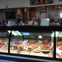 Photo taken at Thurn's Specialty Meats by Bethia W. on 8/23/2012