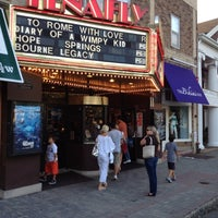 Photo taken at Bow Tie Tenafly Cinemas 4 by Maurice H. on 8/12/2012