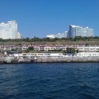 7/29/2012 tarihinde Denis M.ziyaretçi tarafından Яхт-клуб «Посейдон»'de çekilen fotoğraf