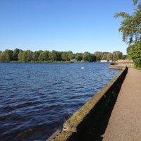Photo taken at Gaasperplas Running Track by Luke on 5/26/2012