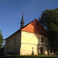 Photo taken at Kaple Svatá Anna by Tomas F. on 6/22/2012
