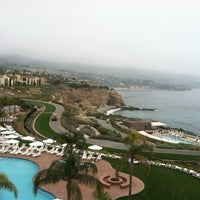 Photo taken at Terranea Resort by georgette a. on 3/29/2012