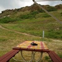 Photo taken at Dakota Ridge RV Park by Beau L. on 6/15/2012