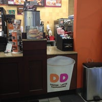 Photo taken at Dunkin' Donuts by Mike D. on 3/25/2012
