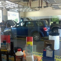 Photo taken at Valvoline Express Care by Buck B. on 5/7/2012