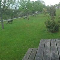 Photo taken at Parque de Invierno by Fernando on 6/3/2012
