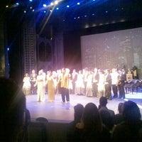 Photo taken at Teatro Sérgio Cardoso by Maria C. on 8/20/2012