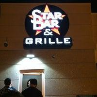 Photo taken at Star Bar & Grille by Brandon J. on 4/15/2012
