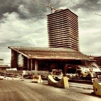 Photo taken at Zorlu Center Şantiyesi by Nihat Sinan E. on 5/29/2012