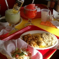 Photo taken at Fuzzy's Taco Shop by Gayle A. on 2/23/2012