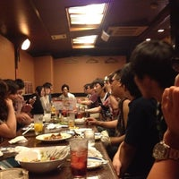 Photo taken at 居酒屋 MOGURA by Pach on 6/23/2012