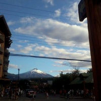 Photo taken at Zona Pucon by Macarena D. on 2/5/2012