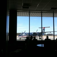 Photo taken at Salisbury-Ocean City: Wicomico Regional Airport (SBY) by Maurizio D. on 3/12/2012