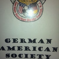 Photo taken at German-American Society by Alan S. on 4/22/2012