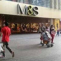 Photo taken at Marks & Spencer by Narumon N. on 8/28/2012