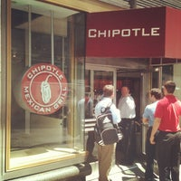 Photo taken at Chipotle Mexican Grill by Jeremy D. on 6/21/2012