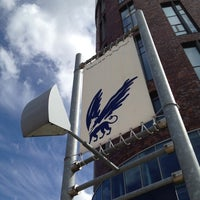 Photo taken at Vrije Universiteit - Hoofdgebouw by Mariana W. on 8/8/2012