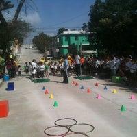 Photo taken at Colegio Don Bosco by Julio Cesar on 3/16/2012