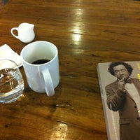 Photo taken at 拾年咖啡 Ten Years After Café by Kang I. on 5/13/2012