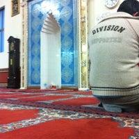 Photo taken at Redfern Mosque by Allif on 8/14/2012
