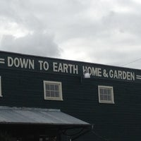 Photo taken at Down To Earth by Shelly R. on 6/19/2012