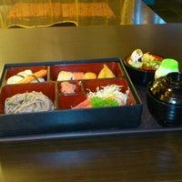 Photo taken at Kuchi Japanese Restaurant by apotoxin t. on 8/23/2012