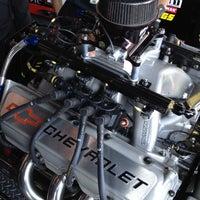Photo taken at Team Chevy @ Daytona 500 by James C. on 2/25/2012
