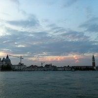Photo taken at Generator Venice a.k.a Ostello Venezia by Abderrahmen C. on 5/4/2012