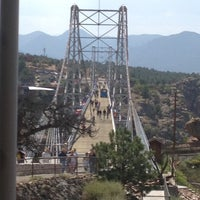 Photo taken at Royal Gorge Bridge & Park by Allen S. on 8/25/2012
