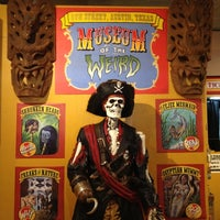 Photo taken at Museum Of The Weird by Cole G. on 4/26/2012