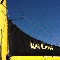 Photo taken at Kai lani Catamaran by Ryan S. on 7/28/2012
