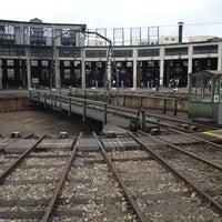 Photo taken at Umekoji Steam Locomotive Museum by Yoshihiro N. on 5/4/2012