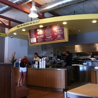 Photo taken at The Habit Burger Grill by Kristen S. on 2/26/2012