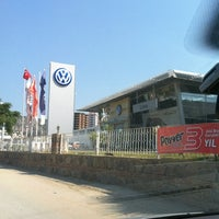Photo taken at Volkswagen Lena Otomotiv by Hasan K. on 6/16/2012