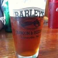 Photo taken at Barley's Taproom & Pizzeria by Amanda on 9/5/2012