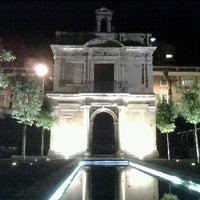 Photo taken at Capilla del Puerto de Málaga by Federico d. on 3/13/2012