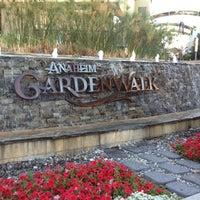 Photo taken at Anaheim GardenWalk by Lesley L. on 6/24/2012