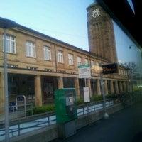 Photo taken at Basel Baden Railway Station by werni M. on 4/6/2012