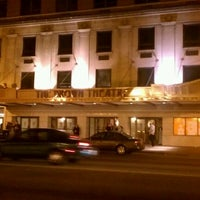 Photo taken at The Brown Theater by Michael W. on 2/26/2012