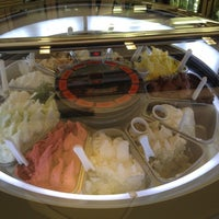 Photo taken at Allegro, il Gelato Naturale by Renee W. on 5/10/2012