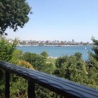 7/14/2012 tarihinde Okan S.ziyaretçi tarafından Bomonti Çay Bahçesi'de çekilen fotoğraf