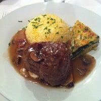 Photo taken at Restaurante Doña Emilia de Lima by Javier P. on 5/13/2012