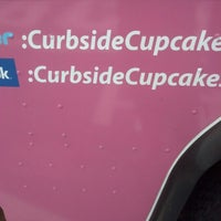 Photo taken at Curbside Cupcakes by DJ M. on 7/13/2012
