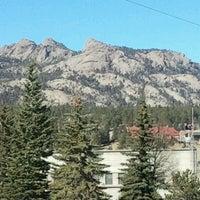 Photo taken at Rocky Mountain Park Inn by Brian E. on 3/10/2012