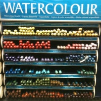 Photo taken at Blick Art Materials by Vince J. on 2/28/2012