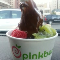 Photo taken at Pinkberry by ghadeer on 8/20/2012
