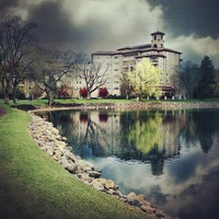 Photo taken at The Broadmoor by Reyn H. on 3/15/2012