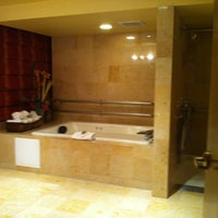 Photo taken at Embassy Suites by Hilton Hot Springs Hotel & Spa by Shannon C. on 3/25/2012